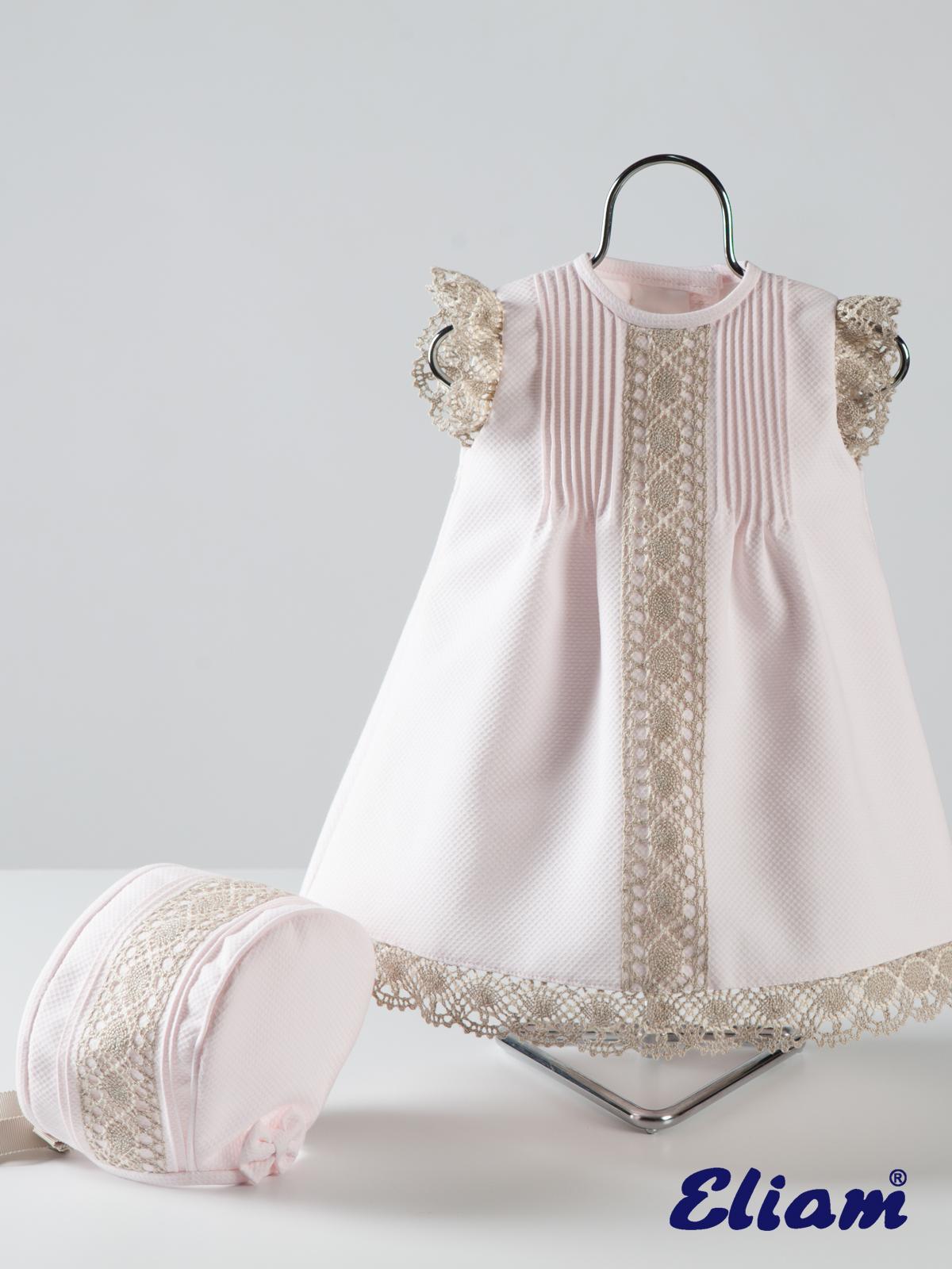 affe87881 Vestido Piqué - Productos bebé de siempre - Bebé de siempre - Tienda ...