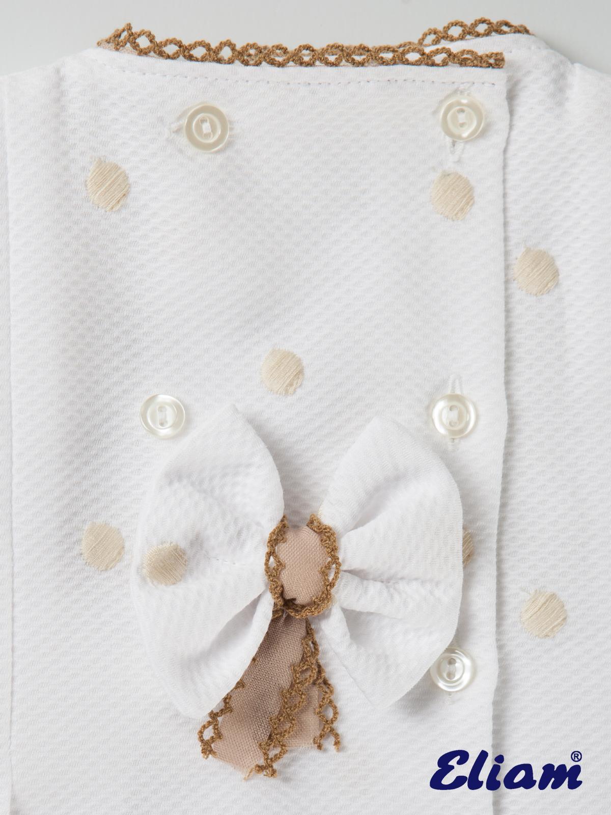 5b15dd758 Vestido de Piqué Bordado - Productos bebé de siempre - Bebé de ...